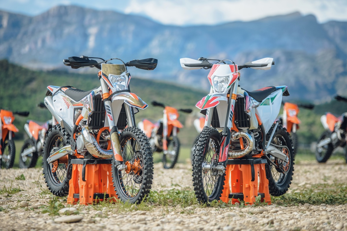 World Launch I 2020 KTM EXCs - Australasian Dirt Bike Magazine