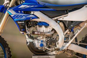 WR250F Engine