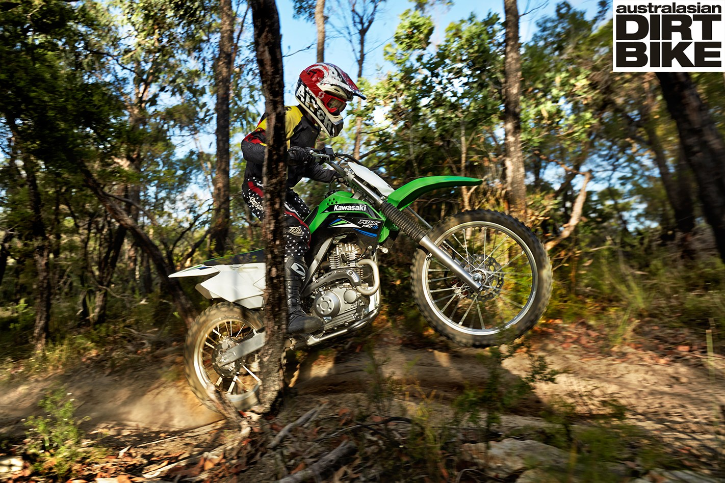Kawasaki Klx140l Review Kids Corner Australasian Dirt Bike Magazine