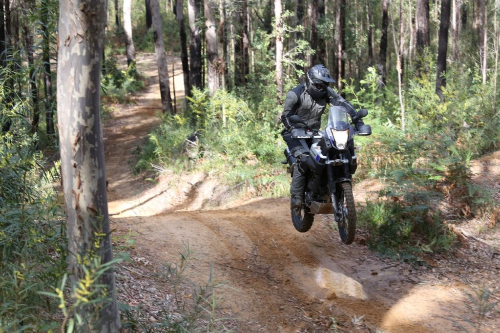SUZUKI DR650 V YAMAHA XTZ660 TENERE - Australasian Dirt Bike
