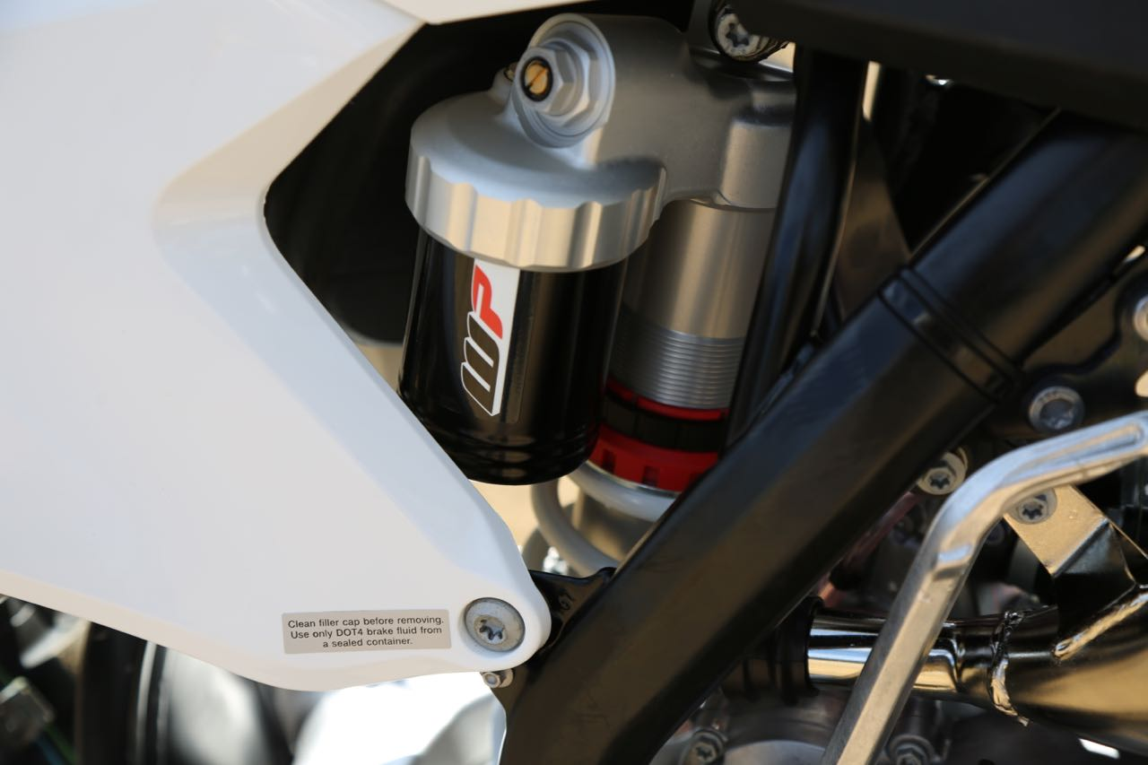 Short Lap I 2017 KTM 125SX - Australasian Dirt Bike Magazine