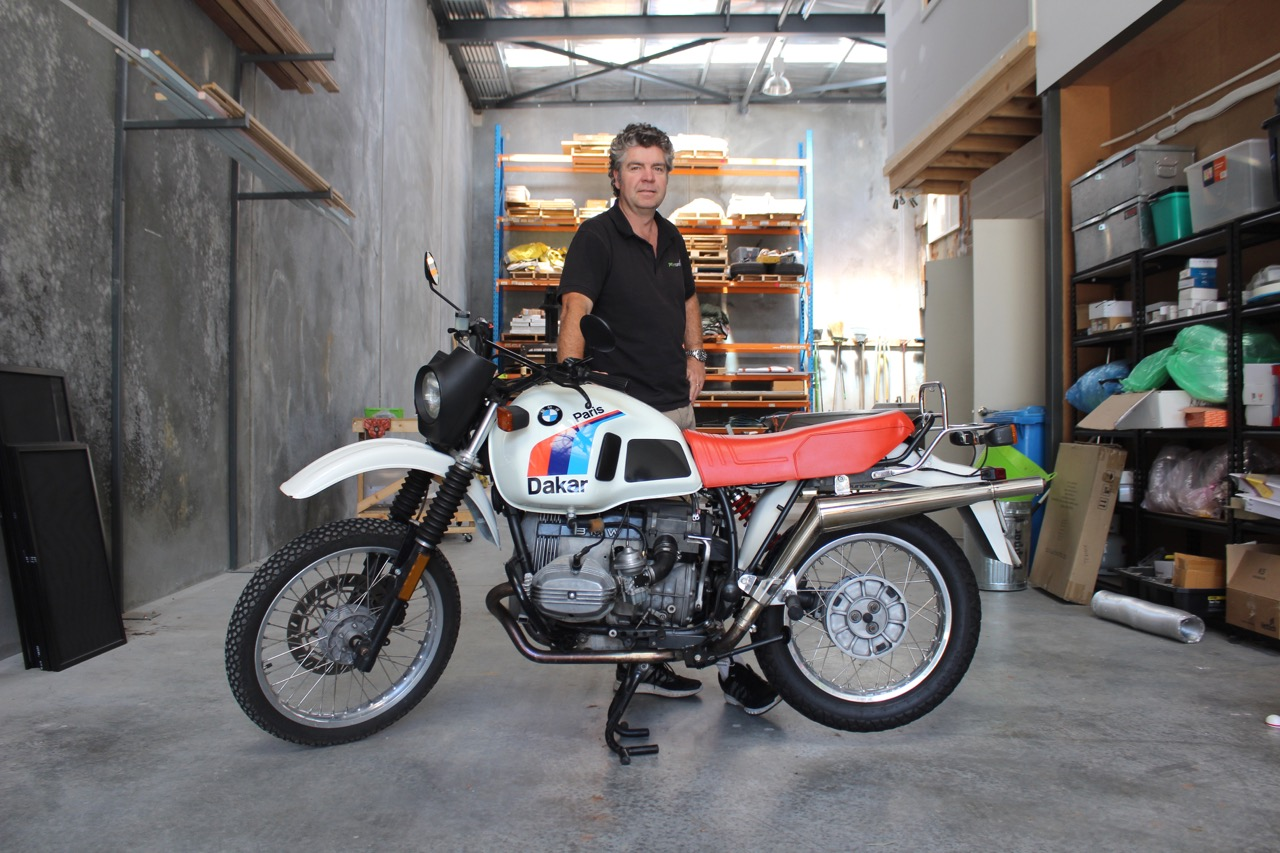 Bmw R80g S Paris Dakar Australasian Dirt Bike Magazine