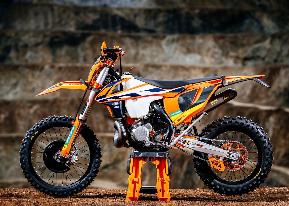 gallery 2018 ktm exc powerparts australasian dirt bike. Black Bedroom Furniture Sets. Home Design Ideas