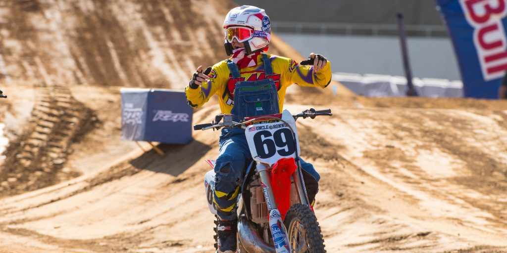 ronnie mac confirmed  aus  open australasian dirt bike magazine