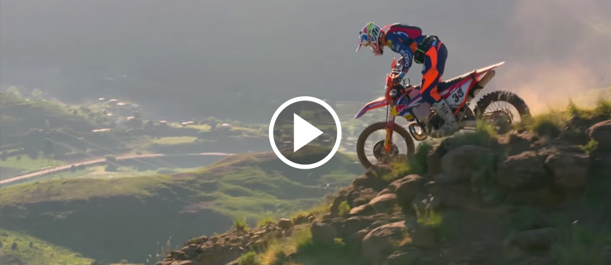 Video Roof Of Africa 2017 The Mother Of Hard Enduro