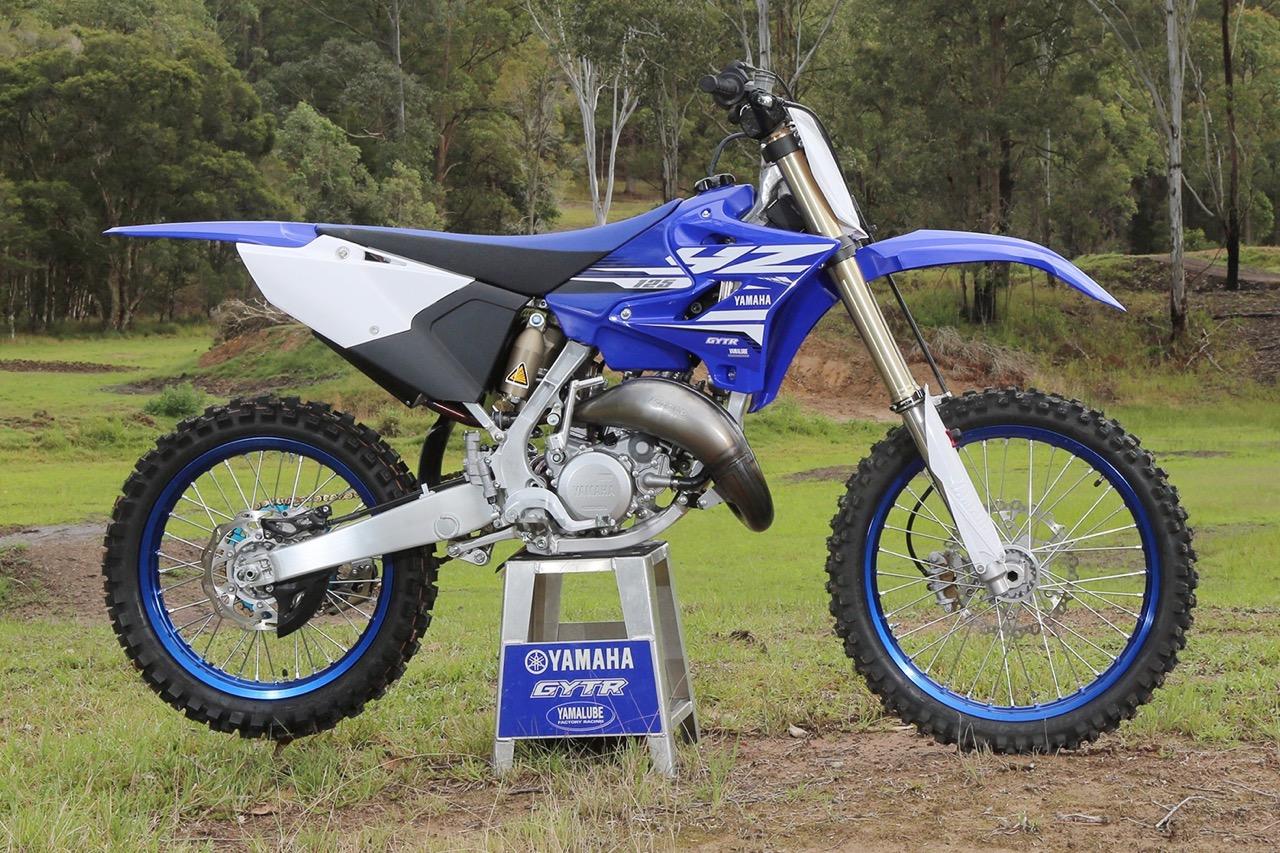 2018 125cc two-stroke motocross test - Australasian Dirt