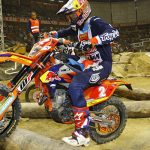 Cody Webb wins Round 3 of SuperEnduro World Championship