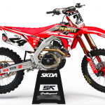 Honda Announces Factory MX and SX Team