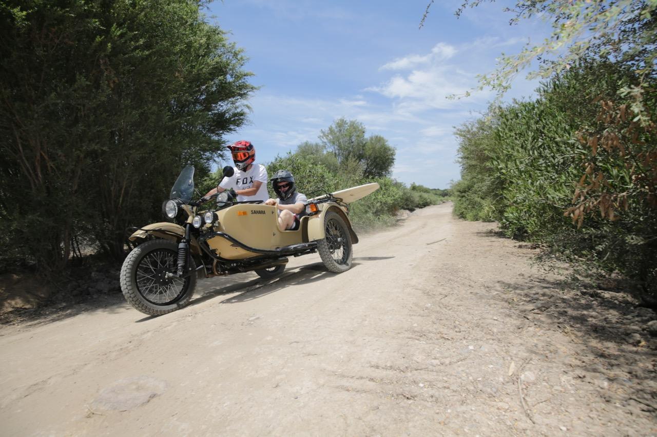 TESTED: Ural Sahara Sidecar - Australasian Dirt Bike Magazine