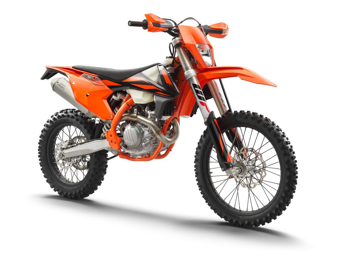 GALLERY: 2019 KTM Enduro Range