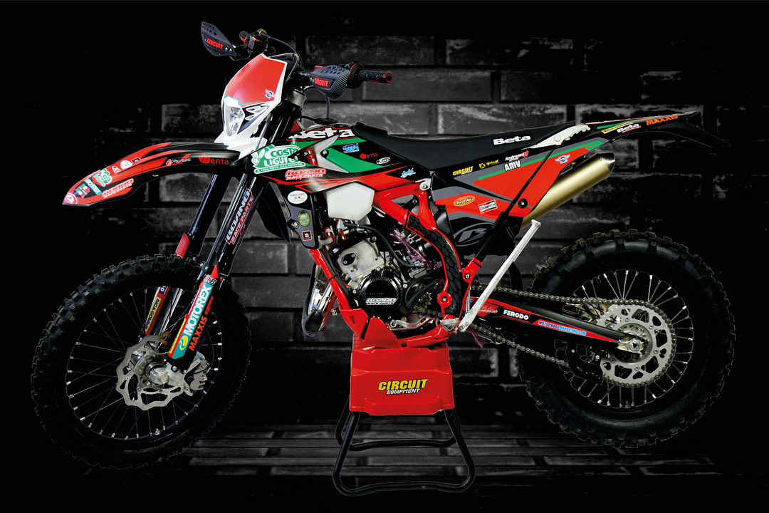 Gallery Beta Rr 125 Black Edition Australasian Dirt