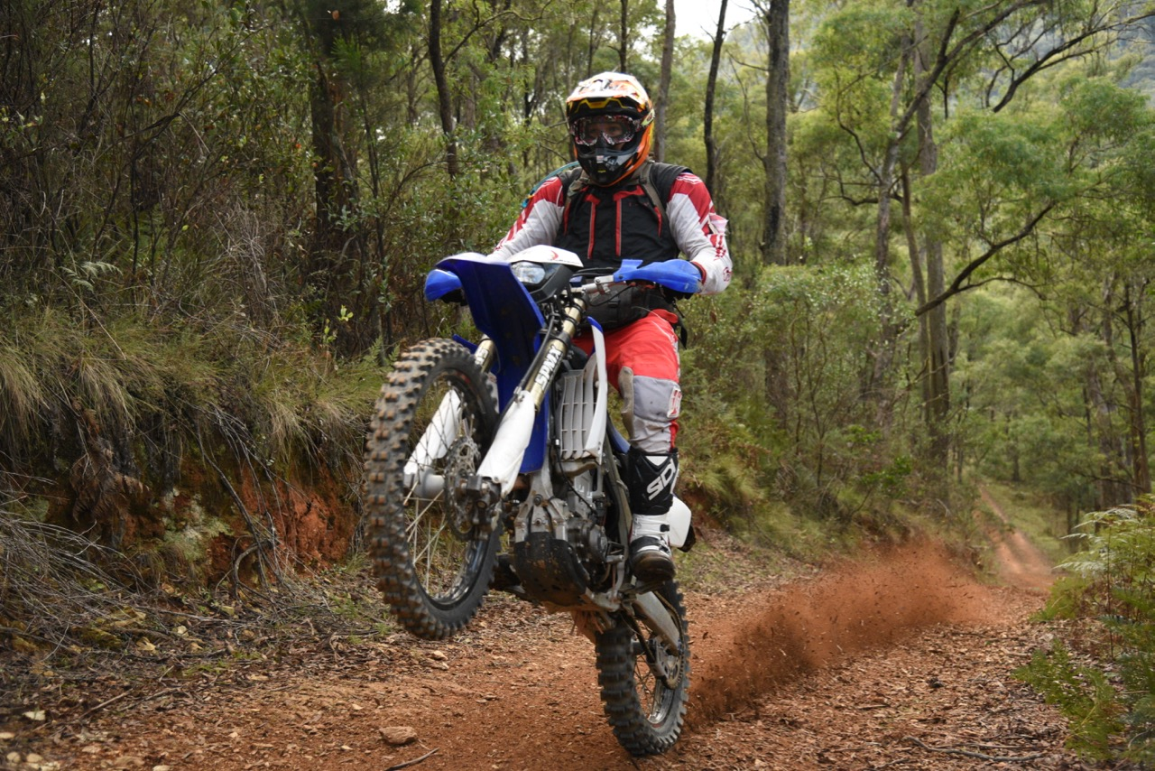 High Country Ride AMTRA038