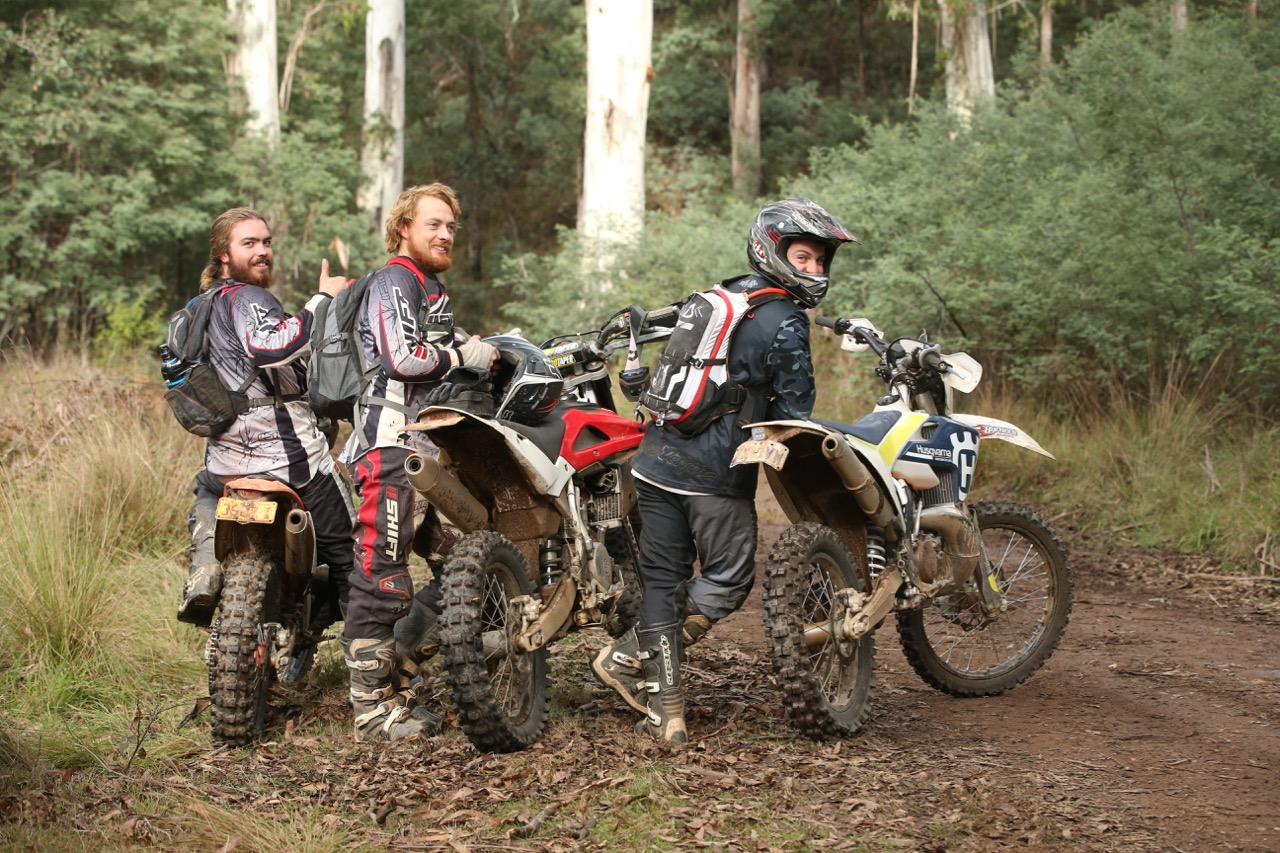 High Country Ride AMTRA058