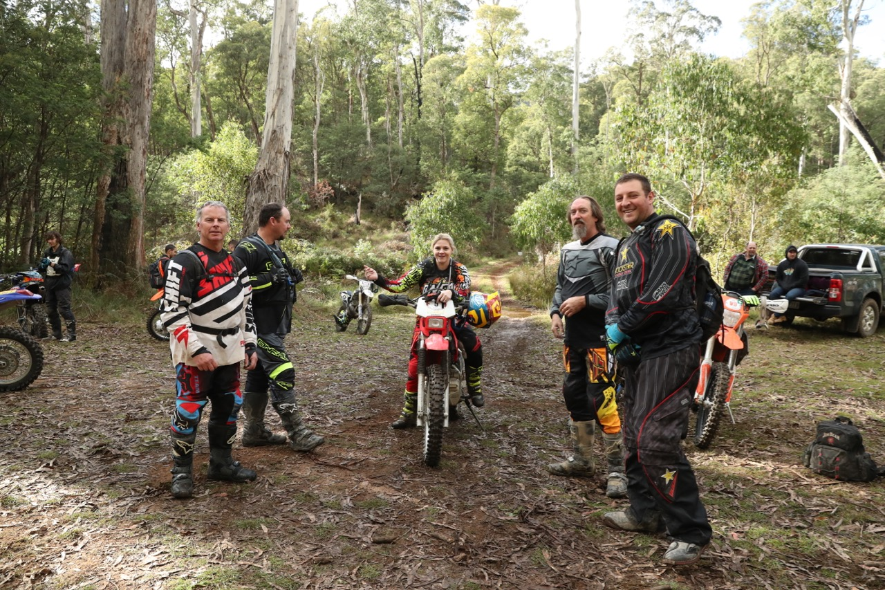 High Country Ride AMTRA077