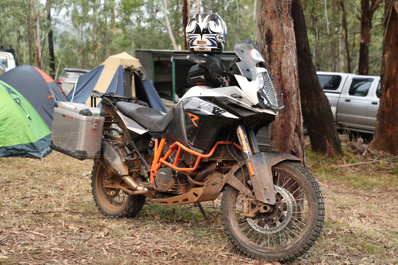 High Country Ride AMTRA145