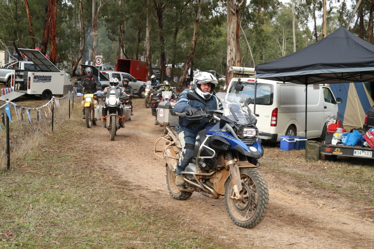 High Country Ride AMTRA158