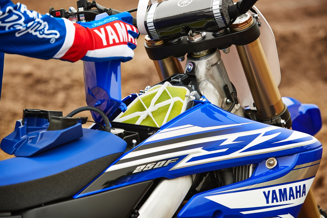 FIRST LOOK: 2019 Yamaha YZ250F & YZ450F - Australasian Dirt