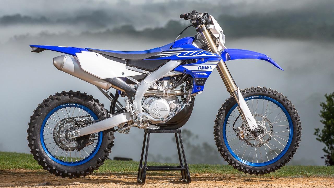 FIRST LOOK: 2019 Yamaha WR450F - Australasian Dirt Bike Magazine