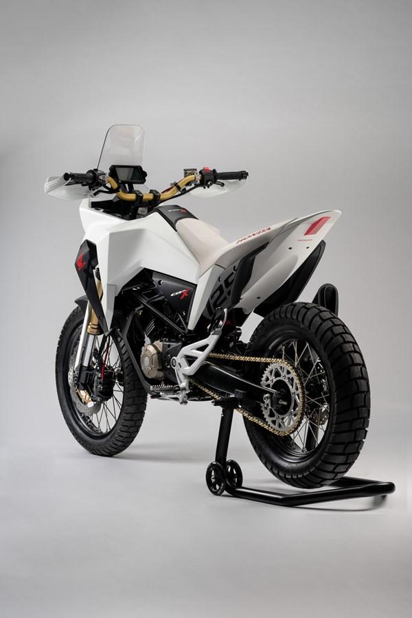 Gallery Honda Reveals 125cc Adventure Bike Concept