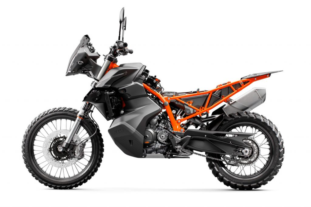 Ktm 790 Adventure R Officially Unveiled Australasian