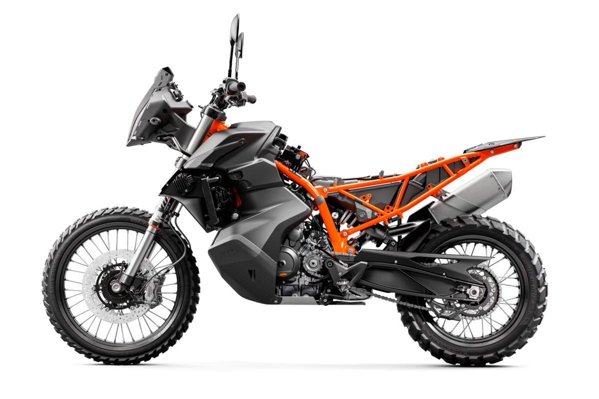 Ktm 790 Adventure R Officially Unveiled Australasian