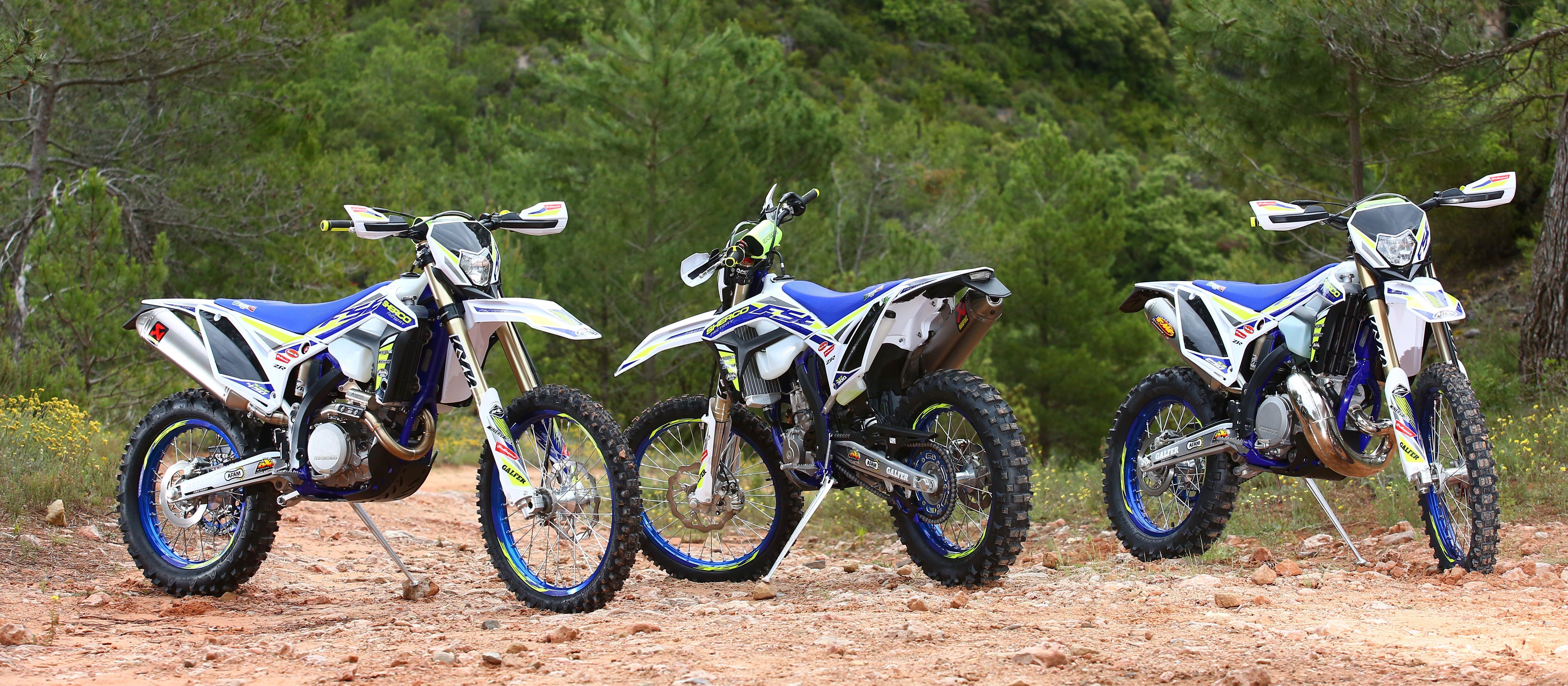 REVIEW: 2019 Sherco Factory Range - Australasian Dirt Bike Magazine