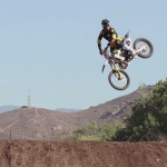 VIDEO: Dean Wilson two-stroke shredding!