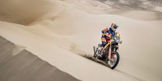 Dakar Rally heads to Saudi ...