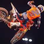 Cooper Webb secures career-first 450SX win at Anaheim 2