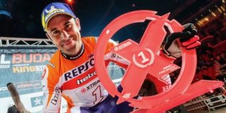 Toni Bou debuts in Budapest...