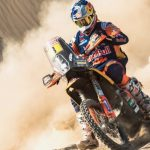 AUSSIE UPDATE: Dakar Stage 8
