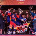KTM Factory Racing 2019 Dakar Rally review