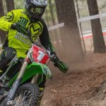 Josh Strang second in debut ride for Babbitt's Kawasaki