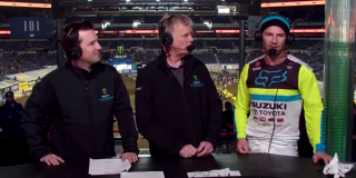 Chad Reed Interview Indiana...