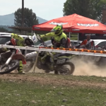 Enduro Grass track racing!