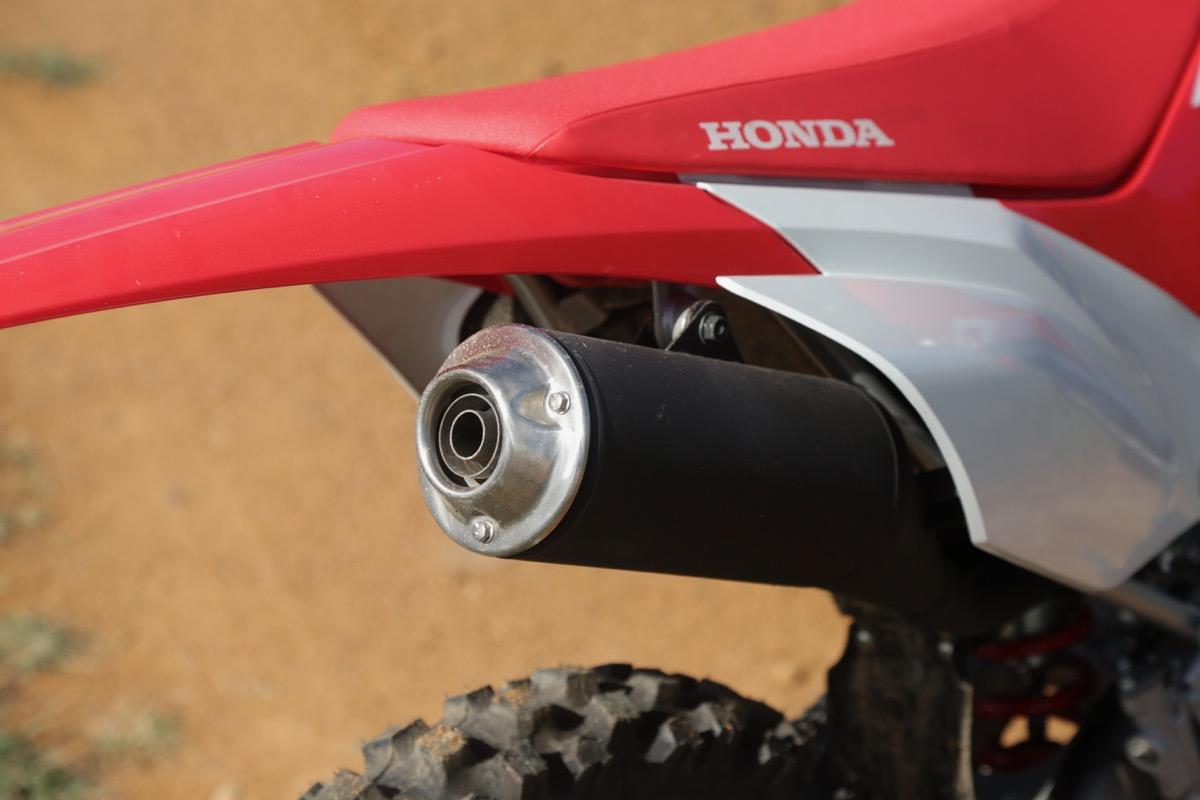 TRAIL TEST I HONDA CRF250F - Australasian Dirt Bike Magazine