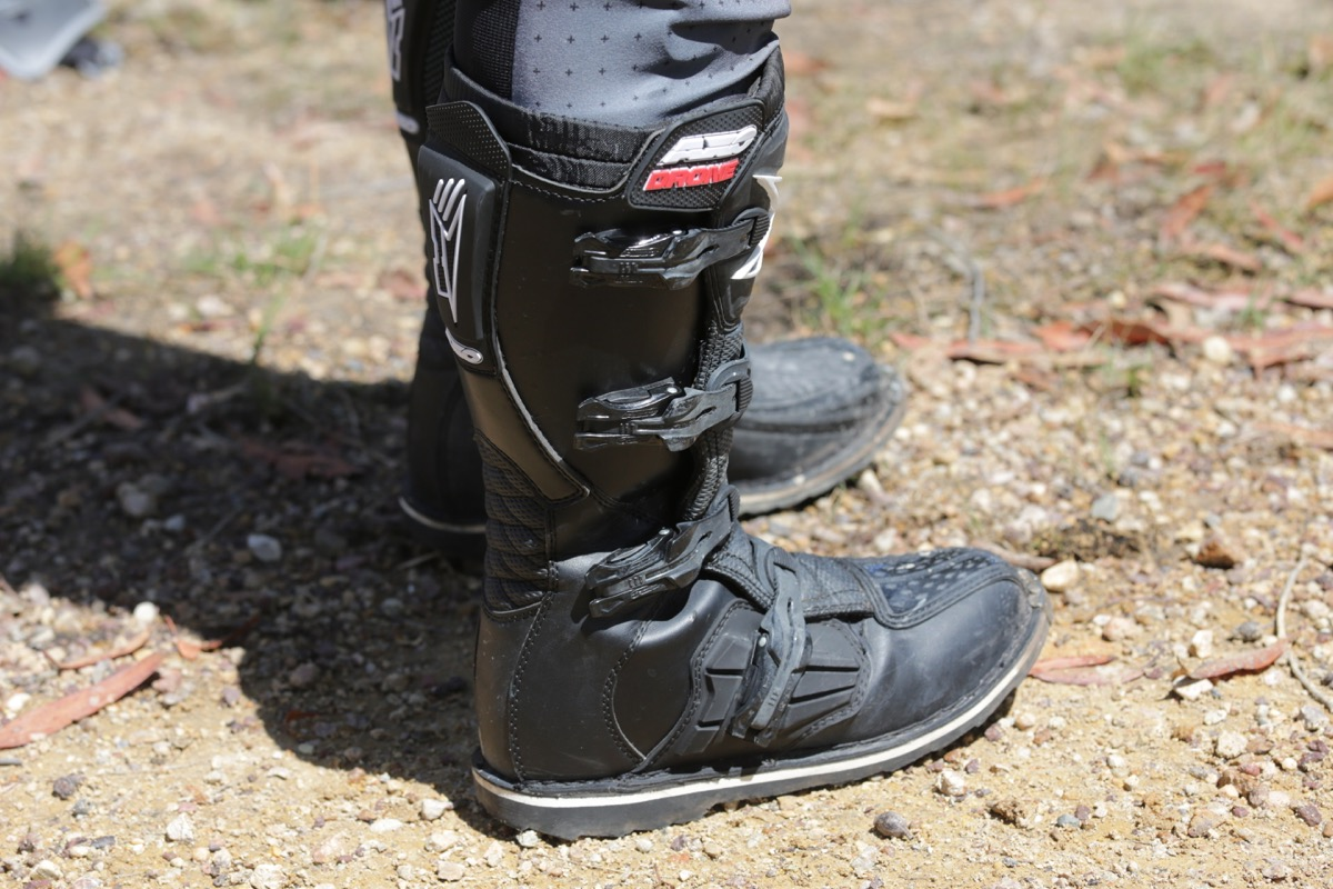 REVIEW: AXO DRONE MX BOOTS