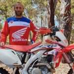 READER'S RIDE: 2008 Honda CRF450X