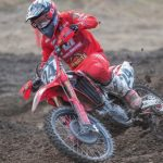 Brett Metcalfe directs focus to Australian Supercross Championship