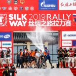 Sam Sunderland wins Silk Way Rally