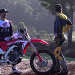 THE DIRT KITCHEN - HONDA CRF450R with Lee Hogan