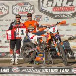 Kailub Russell claims seventh GNCC Champion!