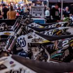 Injuries hamper strong start for DPH Husqvarna at Aus SX