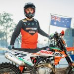 FACTORY RIDE: Regan Duffy KTM 250SX-F
