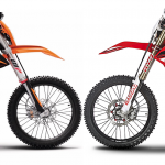 Future GasGas models to be built on KTM platform, Taddy Blaszusiak to ride red