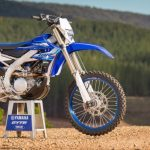 2020 Yamaha WR250F Price and Arrival Announced