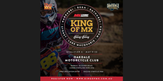 King of MX Heads to Dargle