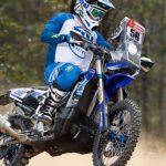 Dakar Test: Rod Faggotter's Yamaha WR450F Rally