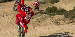 Mitch Evans Excited for MXG...