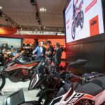 BMW Motorrad and KTM withdraw from motorcycle show presence